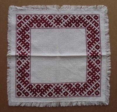 Delightful Small Latvian Napkin Decorative Table Cloth Baltic Crossroads Store .