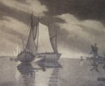Pēteris Sābulis- Dutch Sailing Boats