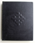 Large Journal With Cross Of Māra By Alfrēds Stinkuls