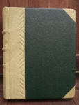 Green Library Style Diary By Alfreds Stinkuls