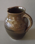 Brown Pitcher By  Sarma Abele (Ozoliņa)