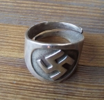 Cross Of Laima Ring By Lielpurvs (Corner version)