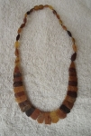 Baltic Amber Necklace By Rūta,LT