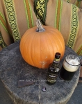 Pumpkin And Aldaris Beer By Alfrēds Stinkuls