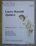 Larry Karush Quintet In L.A.