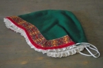 Women`s Hat From Nīca By Elza Sauliete