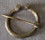 Very Large brooch From Samogitia/Zemaitija