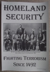 Homeland Security: Fighting Terrorism Since 1492